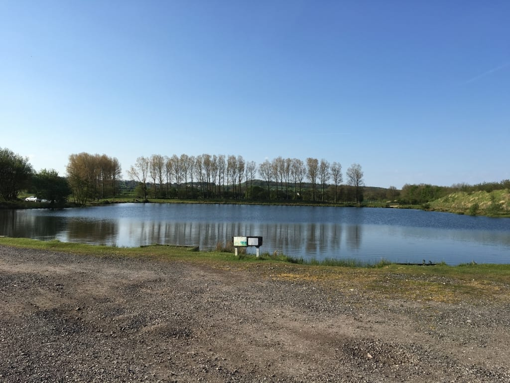 Griffiths Lake Borwick Fishery