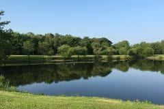 Fishing @ Foxs Lake Wyreside Lancashire