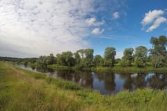 Far side bank is Day Ticket on this strech of the Ribble
