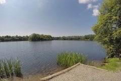 Wyre Lake - Excellent Pegs